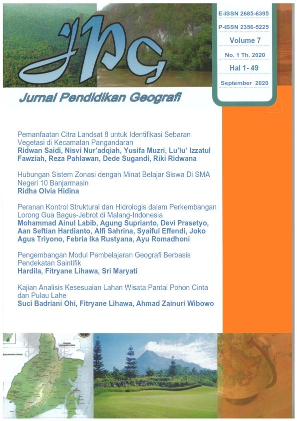 Jpg Jurnal Pendidikan Geografi