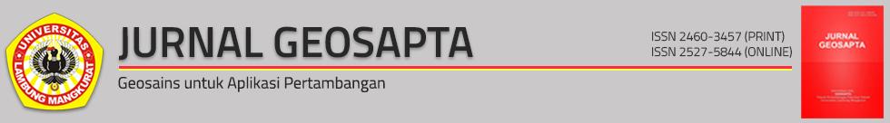 GEOSAPTA | Geosains untuk Aplikasi Pertambangan