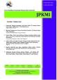 Jurnal Berkala Kesehatan Masyarakat Indonesia (BKMI) adalah jurnal ilmiah tugas akhir mahasiswa yang memfokuskan pada ilmu Kesehatan Masyarakat. Jurnal ini berisi mengenai Editorial Kesehatan, Literature Review, dan Hasil Penelitian dalam bidang kesehata